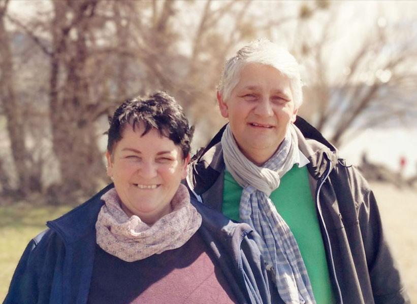 Claudia und Manfred